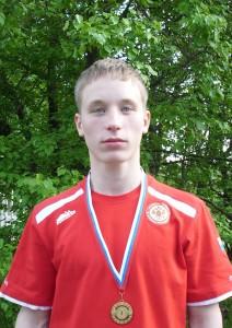 Балезин Александр МС России, 2010 г. тренер П.А. Тихонов