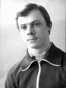 Ведерников Сергей МС СССР, 1981 г. тренер В. В. Завалин