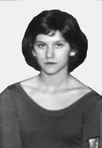 Гусева Людмила МС СССР, 1979 г. тренер В.В. Завалин