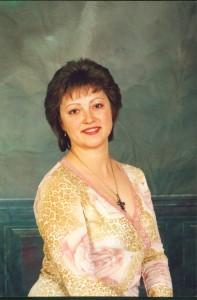 Левина Оксана МС СССР, 1987 г. тренер П.А. Тихонов