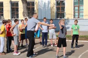 Мастер-класс ведёт Вахонин НА
