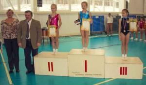 Перешеина Екатерина - 1 место, I разряд