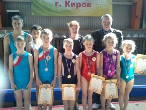 Победители-прыжки