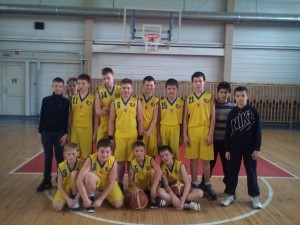 команда Кузнецова И.Б. 2 место