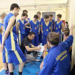 команда 2000 г.р. тренеры Кусков Е.А., Бэсс К.В.