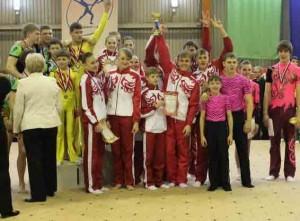 Команда Кировской области-2013