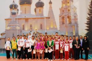 Команда Кировской области - 3 место