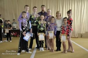 Кубок области по акробатике 18-20.10.2013