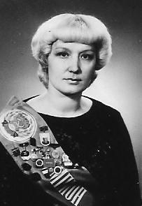 Парфёнова Дора