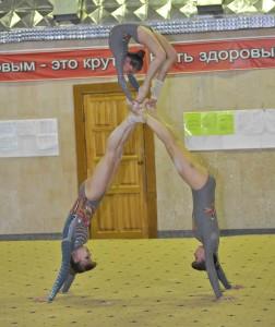 Тябина К. и Юферева Т.,Караваева Е.